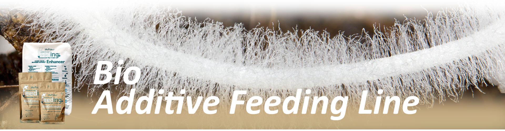 Green House Feeding Bio Additives